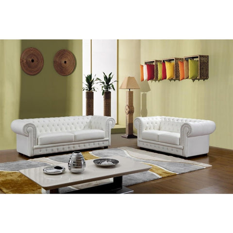 Will Leather Sofa