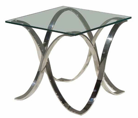 Orchid End Table