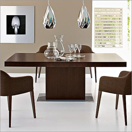 Park Dining Table, Wenge