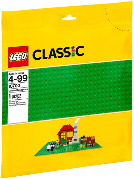 Lego New 10700-1: 32x32 Green Baseplate