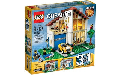 Lego Creator 31012 Family House