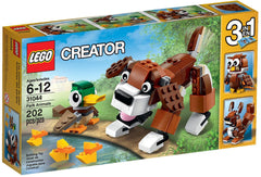 LEGO Creator Set 31044: Park Animals