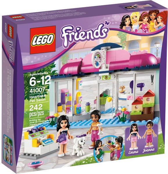 LEGO Friends Set #41007 Heartlake Pet Salon