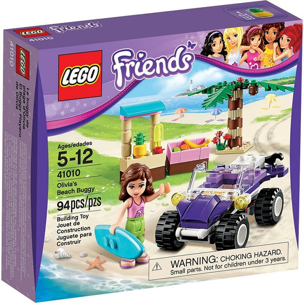 LEGO Friends Set #41010 Olivias Beach Buggy