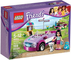 LEGO Friends Set #41013 Emmas Sports Car