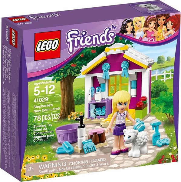 Lego New 41029: Stephanie's New Born Lamb