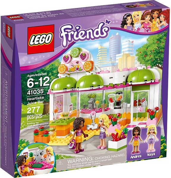 LEGO Friends Set #41035 Heartlake Juice Bar