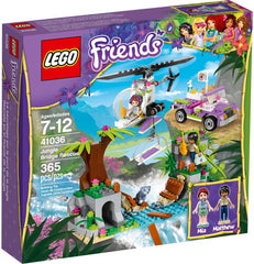 LEGO Friends Set #41036 Jungle Bridge Rescue