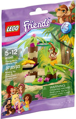 LEGO Friends Set #41045 Orangutans Banana Tree
