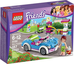 New Lego 41091-1: Mia's Roadster
