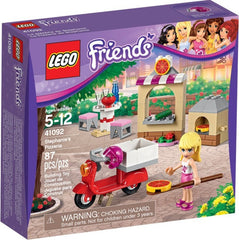 New Lego 41092-1: Stephanie's Pizzeria