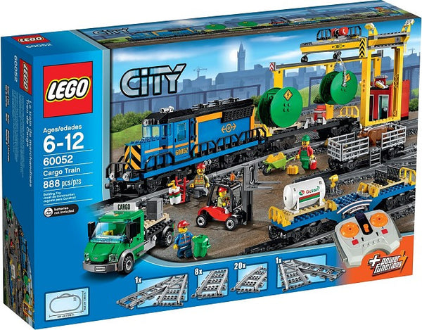 LEGO City Set #60052 Cargo Train