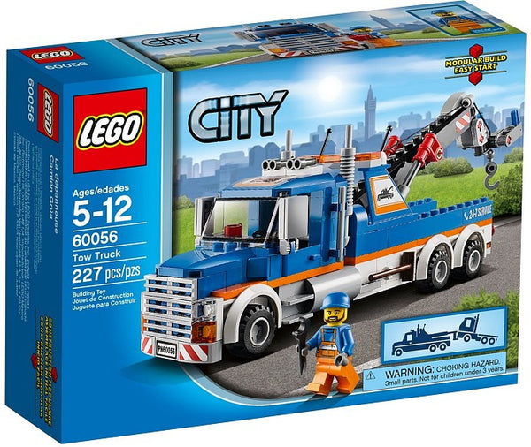 LEGO City Set #60056 Tow Truck