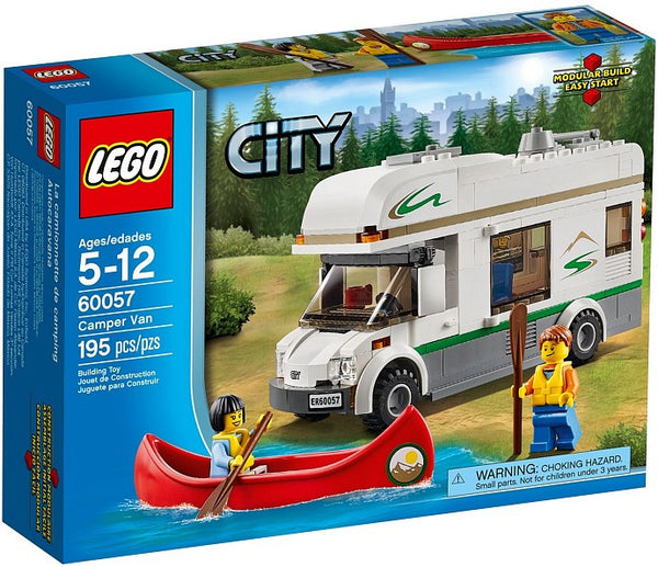 LEGO City Set #60057 Camper Van