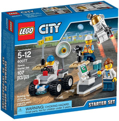 Lego City 60077: Space Starter Set