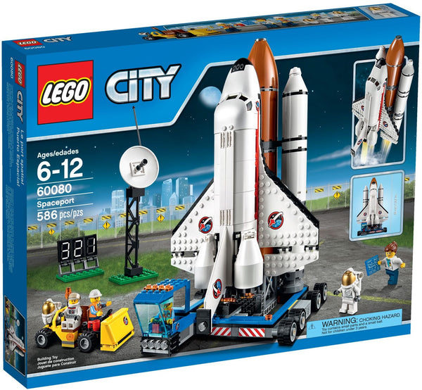 LEGO City Set #60080 Spaceport