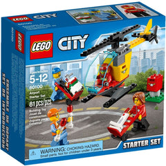 Lego  City 60100: Airport Starter Set
