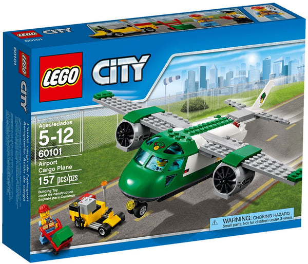 Lego City 60101: Airport Cargo Plane