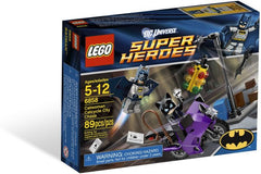 LEGO DC Super Heroes Set #6858 Catwoman Catcycle City Chase