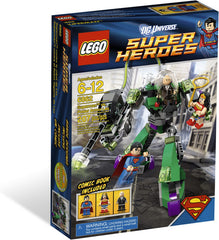 LEGO DC Super Heroes Set #6862 Superman vs. Power Armour Lex