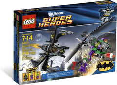 LEGO DC Super Heroes Set #6863 Batwing Battle Over Gotham City