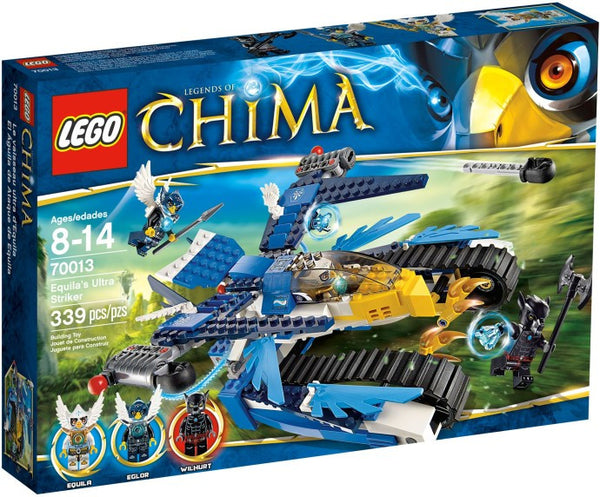 Lego Legends of Chima 70013: Equila's Ultra Striker
