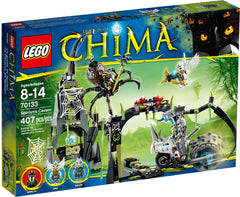 Lego Chima 70133: Spinlyn's Cavern