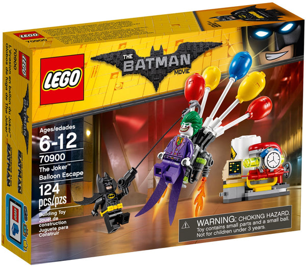 Lego Batman Movie 70900: The Joker Balloon Escape
