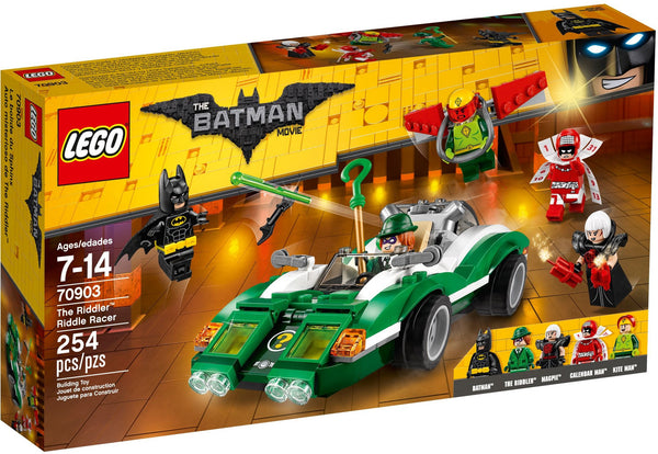 Lego Batman Movie 70903: The Riddler Riddle Racer