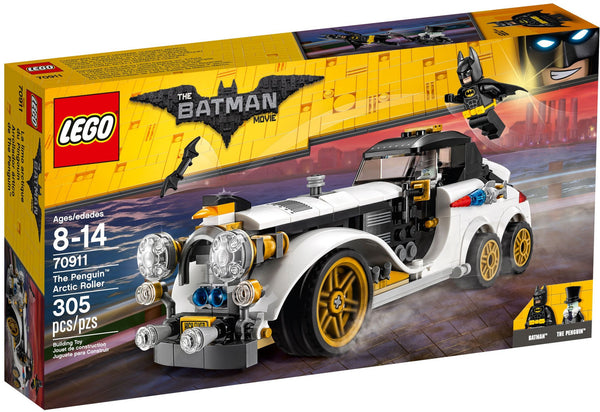 Lego Batman Movie 70911: The Penguin Arctic Roller