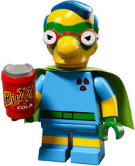 Lego Series 2 Simpsons 71009: Milhouse minifigure