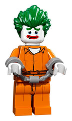 Lego Batman Movie Series 71017-8: Arkham Asylum Joker