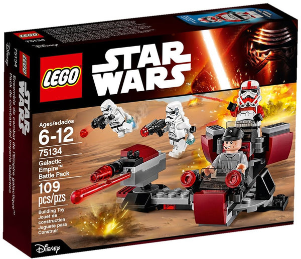 Lego 75134: Star Wars Galactic Empire Battle Pack