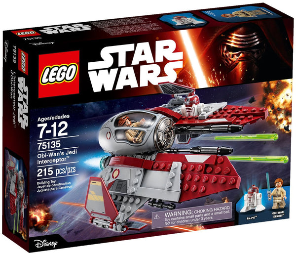 Lego Star Wars 75135: Obi-Wan's Jedi Interceptor