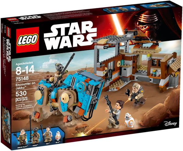 Lego Star Wars Set #75148: Encounter on Jakku