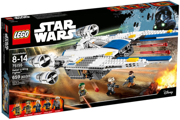 Lego Star Wars 75155: Rebel U-wing FighterStriker