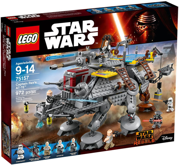 Lego Star Wars 75157: Captain Rex's AT-TE