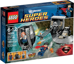 LEGO DC Super Heroes Set #76009 Superman: Black Zero Escape