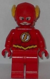 Lego Used The Flash 76012