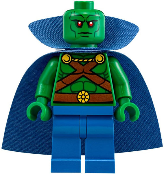 Lego New Martian Manhunter Minifigure 76040
