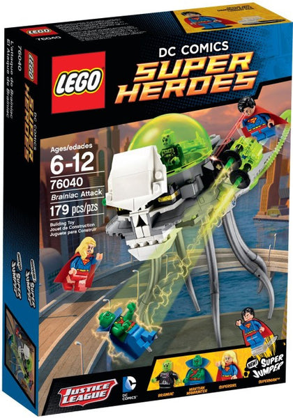 Lego DC Super Heroes 76040: Brainiac Attack Super Heroes