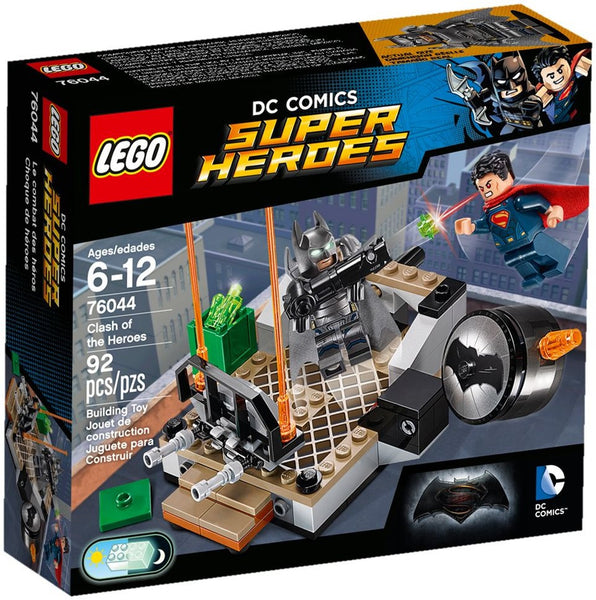 Lego Super Heroes DC 76044: Clash of the Heroes