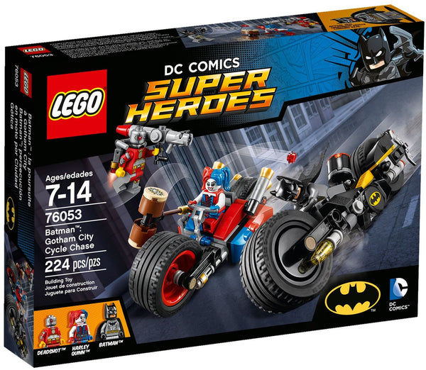 Lego Super Heroes DC Comics Set #76053: Gotham City Cycle Chase