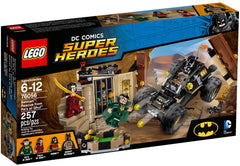 LEGO DC Super Heroes 76056: Batman: Rescue from Ra's al Ghul