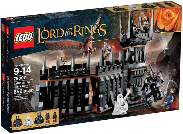 LEGO Lord of the Rings Set #79007 Battle at the Black Gate