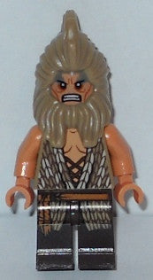 Lego New 79011 Beorn Minifigure