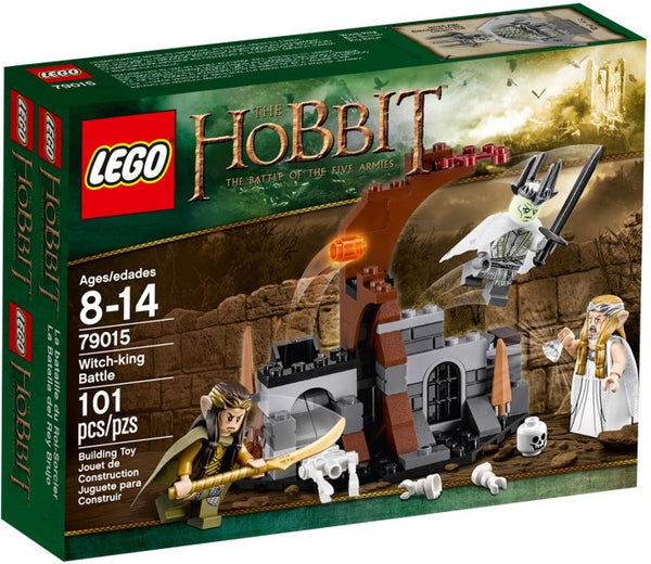 LEGO Hobbit Set #79015 Witch-King Battle