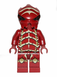 Lego Alien Buggoid, Dark Red 70703 figure
