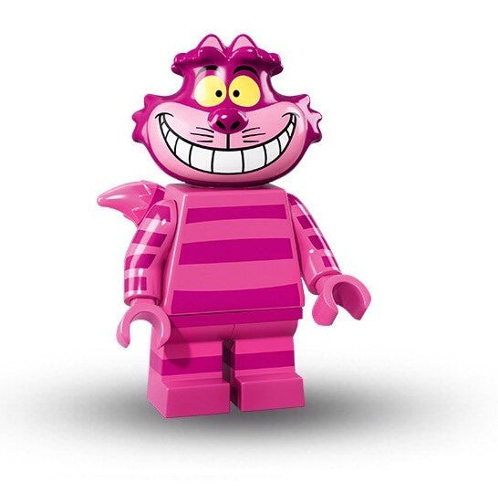 Lego Series Disney: Cheshire Cat Minifigure