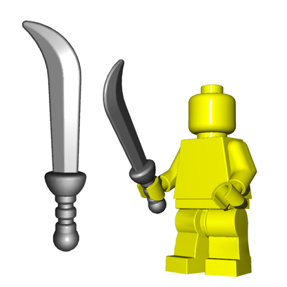 Brick Warriors Rome Dervish Blade